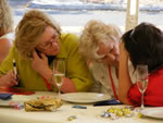 Fiona Spence (Vera Bennett), Patsy King (Erica Davidson) & Peta Toppano (Karen Travers)